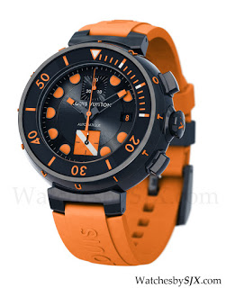 Louis-Vuitton-Only-Watch-2011-Tambour-Diving-II-Chronograph1