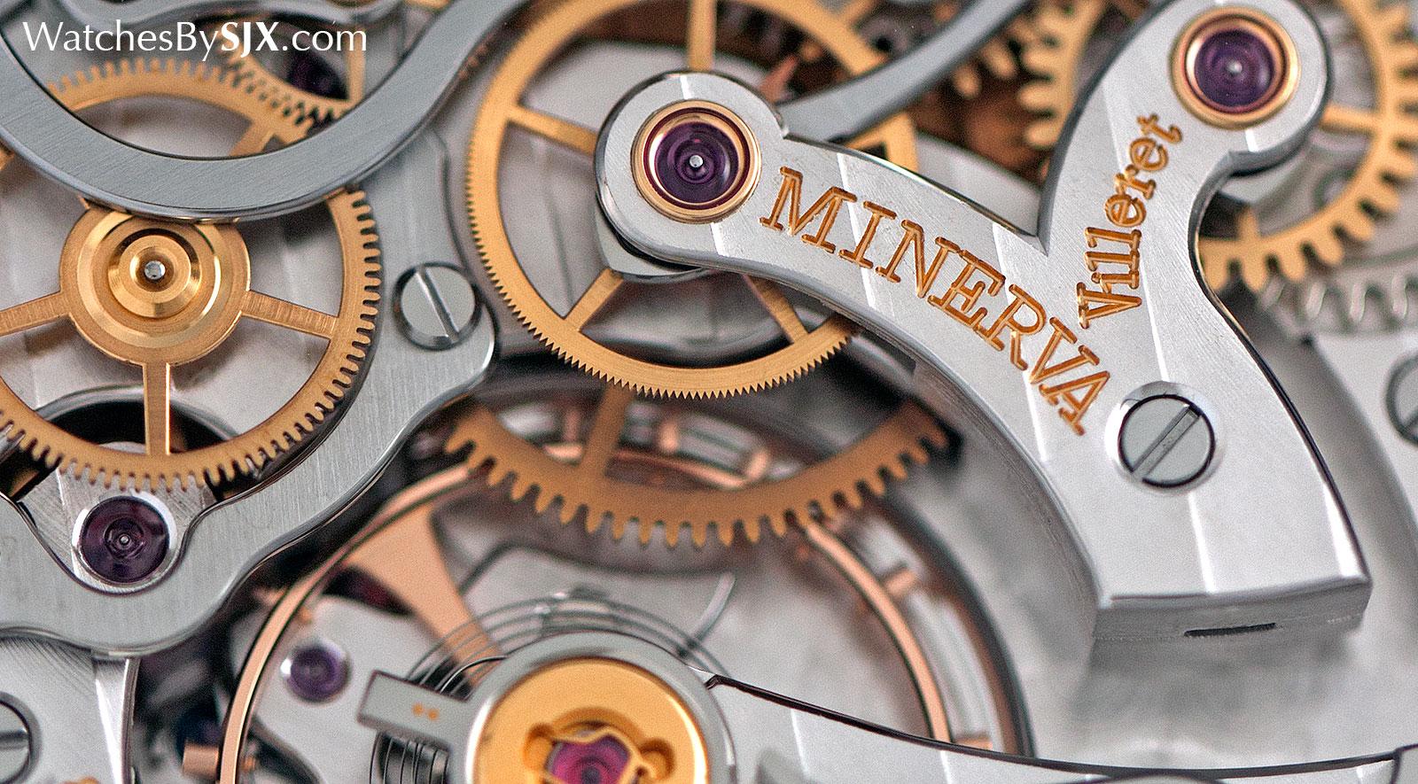 Montblanc 1858 Chronograph Tachymeter Steel 10