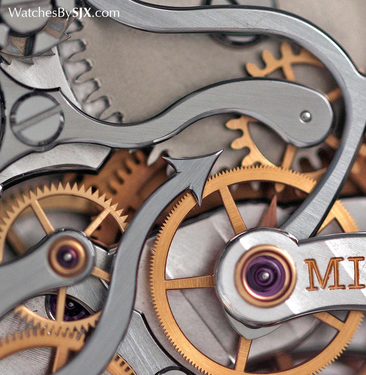 Montblanc 1858 Chronograph Tachymeter Steel 13