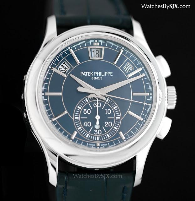 Patek-Philippe-5905P-Blue-Dial-1