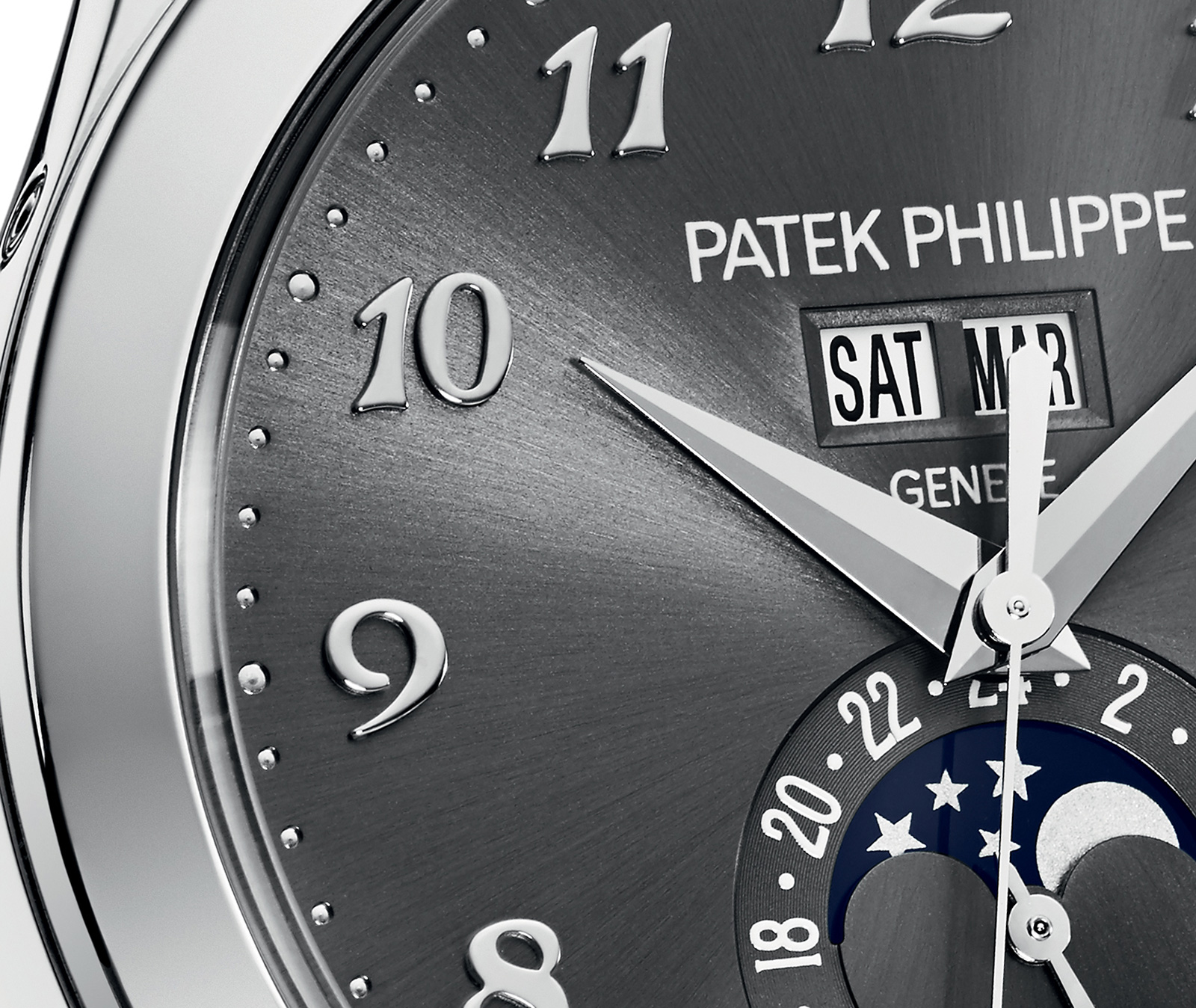 Patek Philippe Annual Calendar ref. 5396G-014 dial