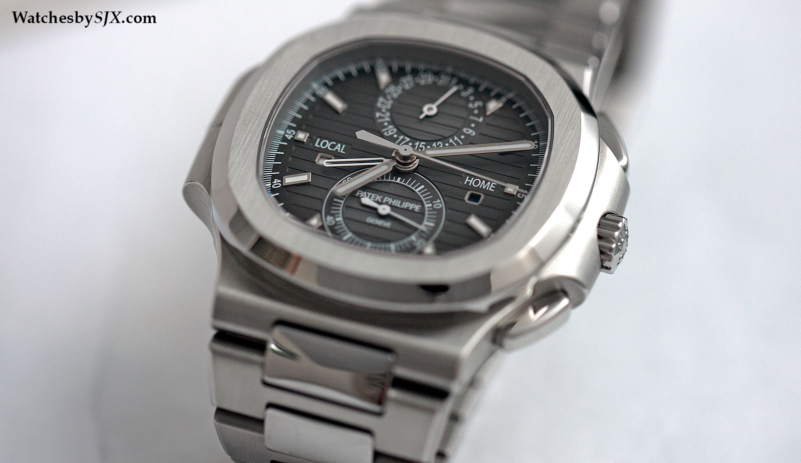 Patek Philippe Nautilus Travel Time 5990-1A 2