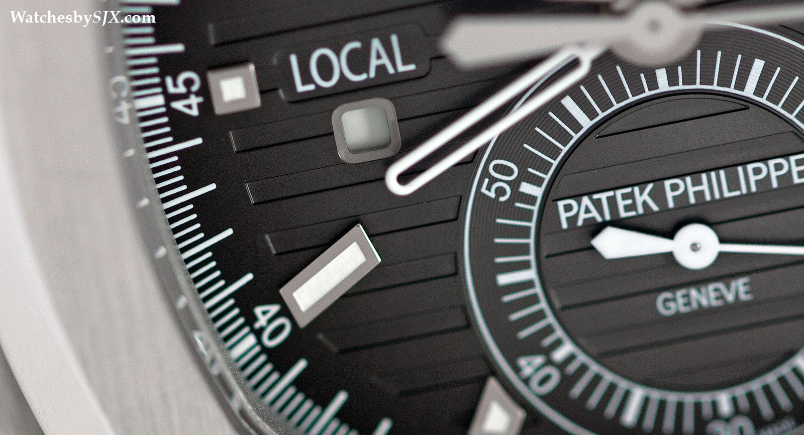 Patek Philippe Nautilus Travel Time 5990-1A Review 11