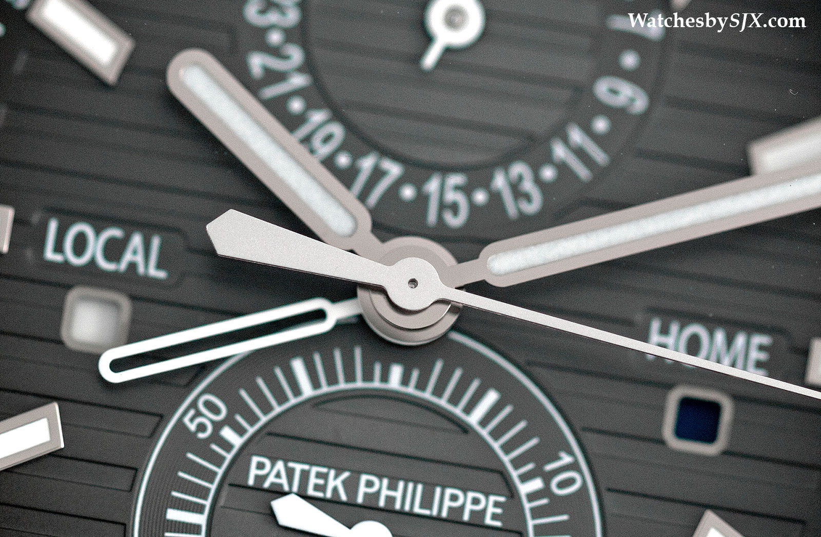Patek Philippe Nautilus Travel Time 5990-1A Review 3