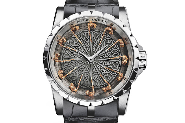 12 Knights Of The Round Table.Introducing The Roger Dubuis Knights Of The Round Table Ii