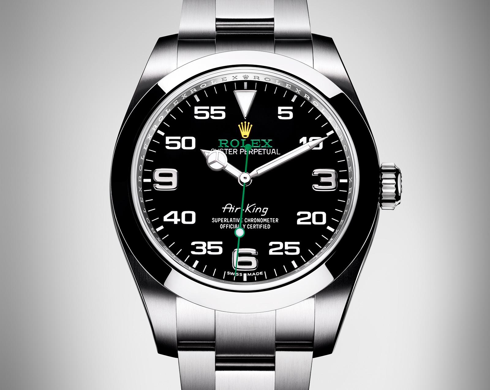 Rolex Air-King 116900 6
