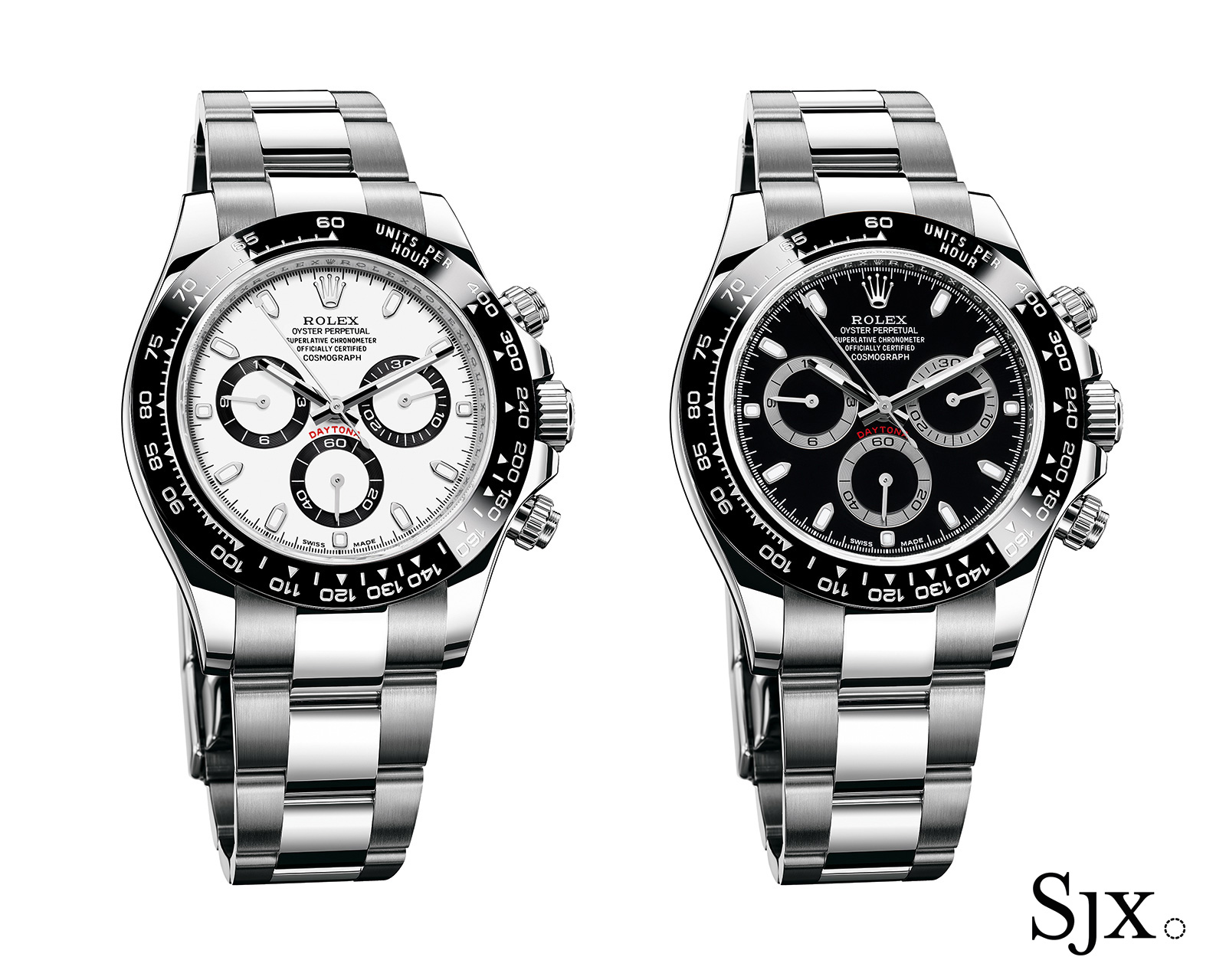 introducing the rolex daytona in steel with a black. Black Bedroom Furniture Sets. Home Design Ideas