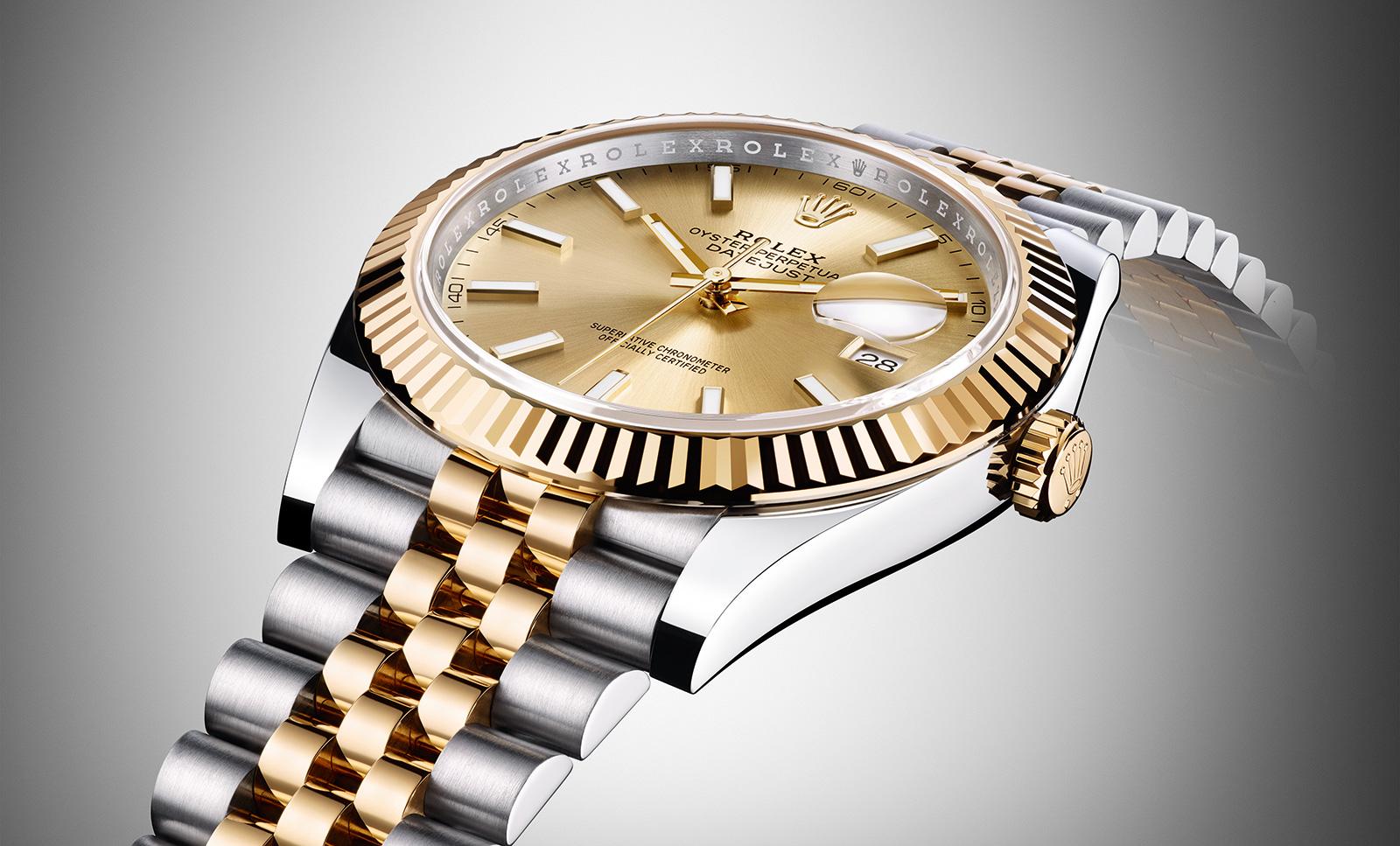 Rolex Datejust 41 2