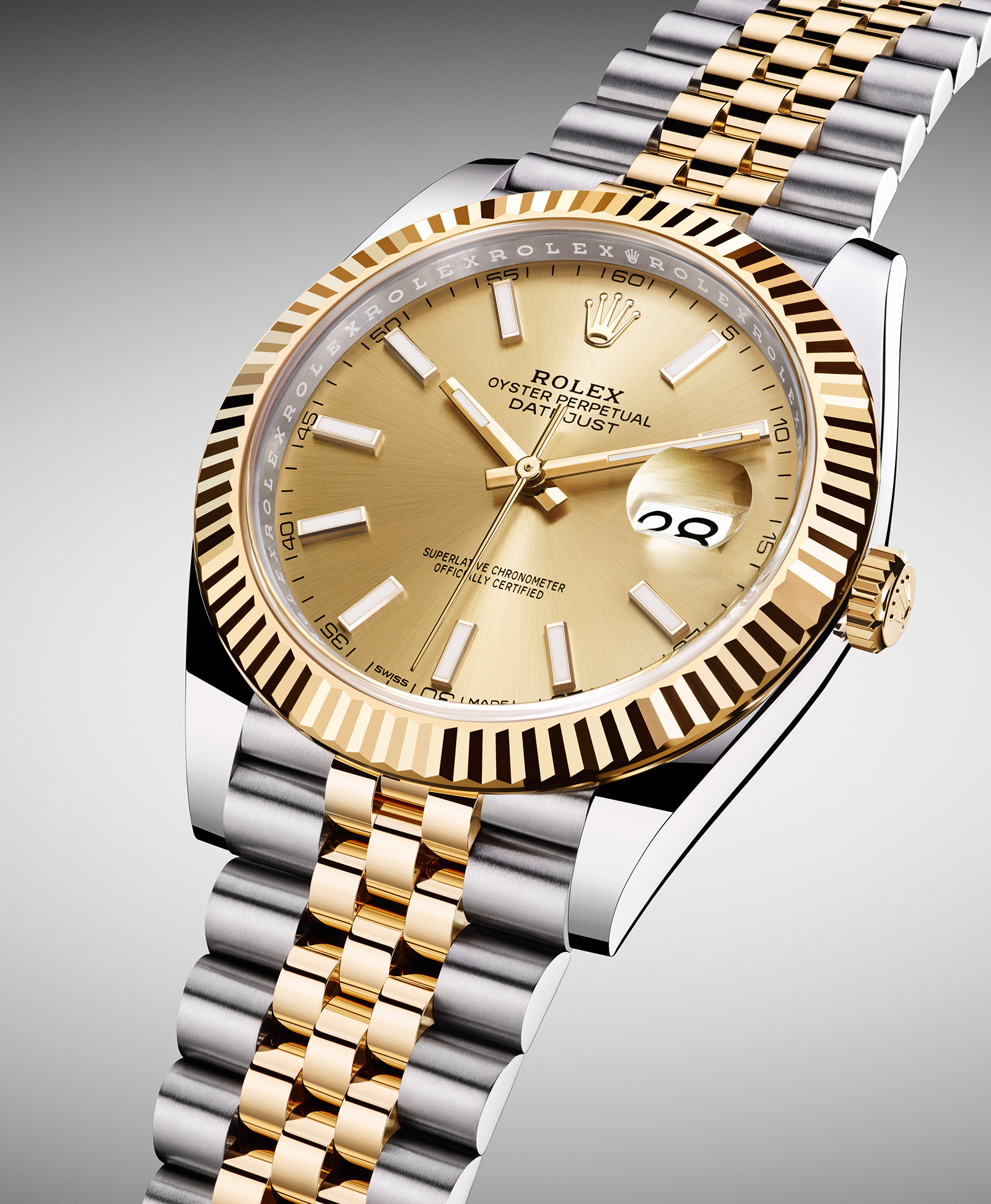 Introducing The Rolex Datejust 41 Powered By A High Tech