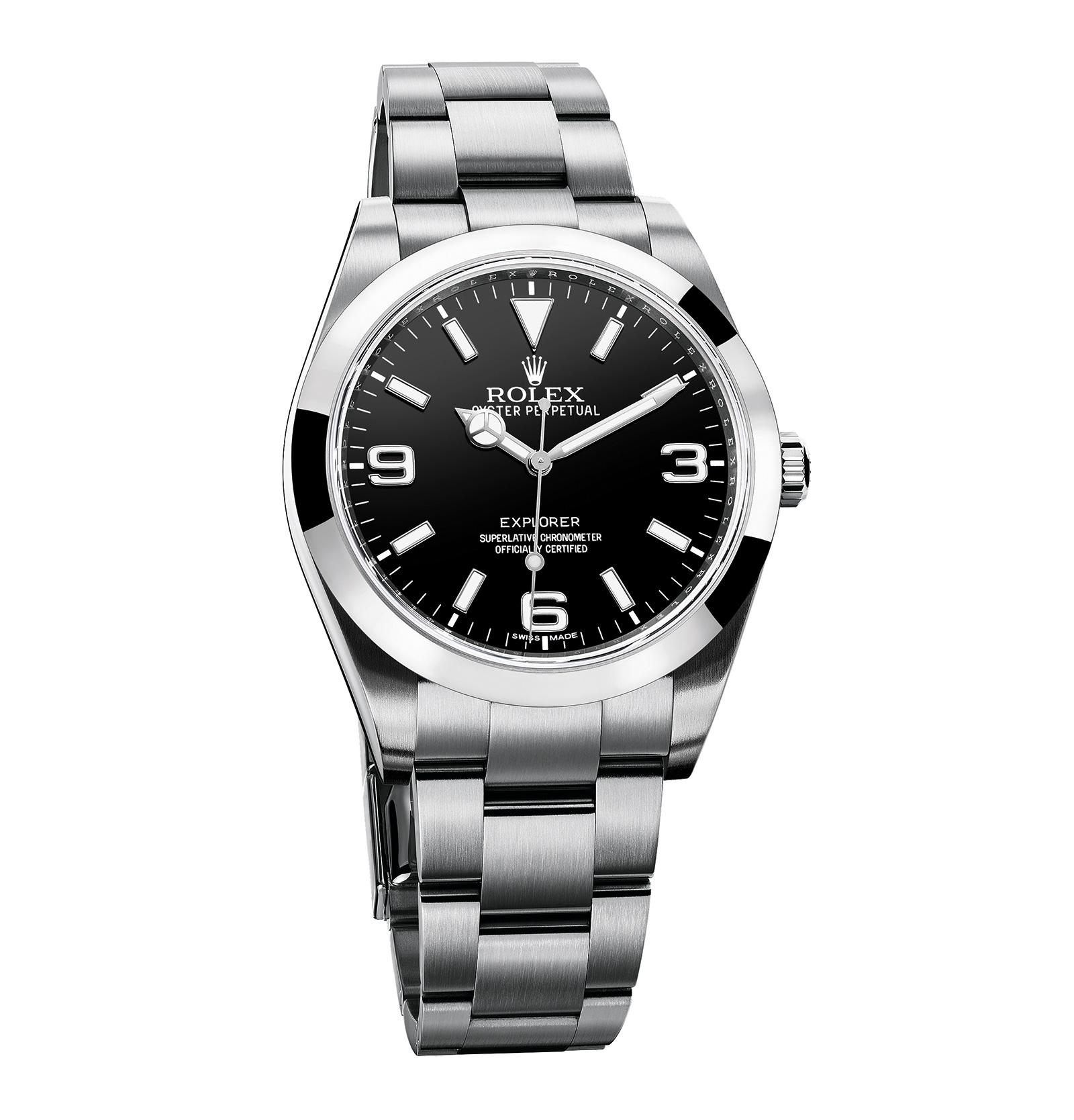 Rolex Explorer ref. 214270 - 1