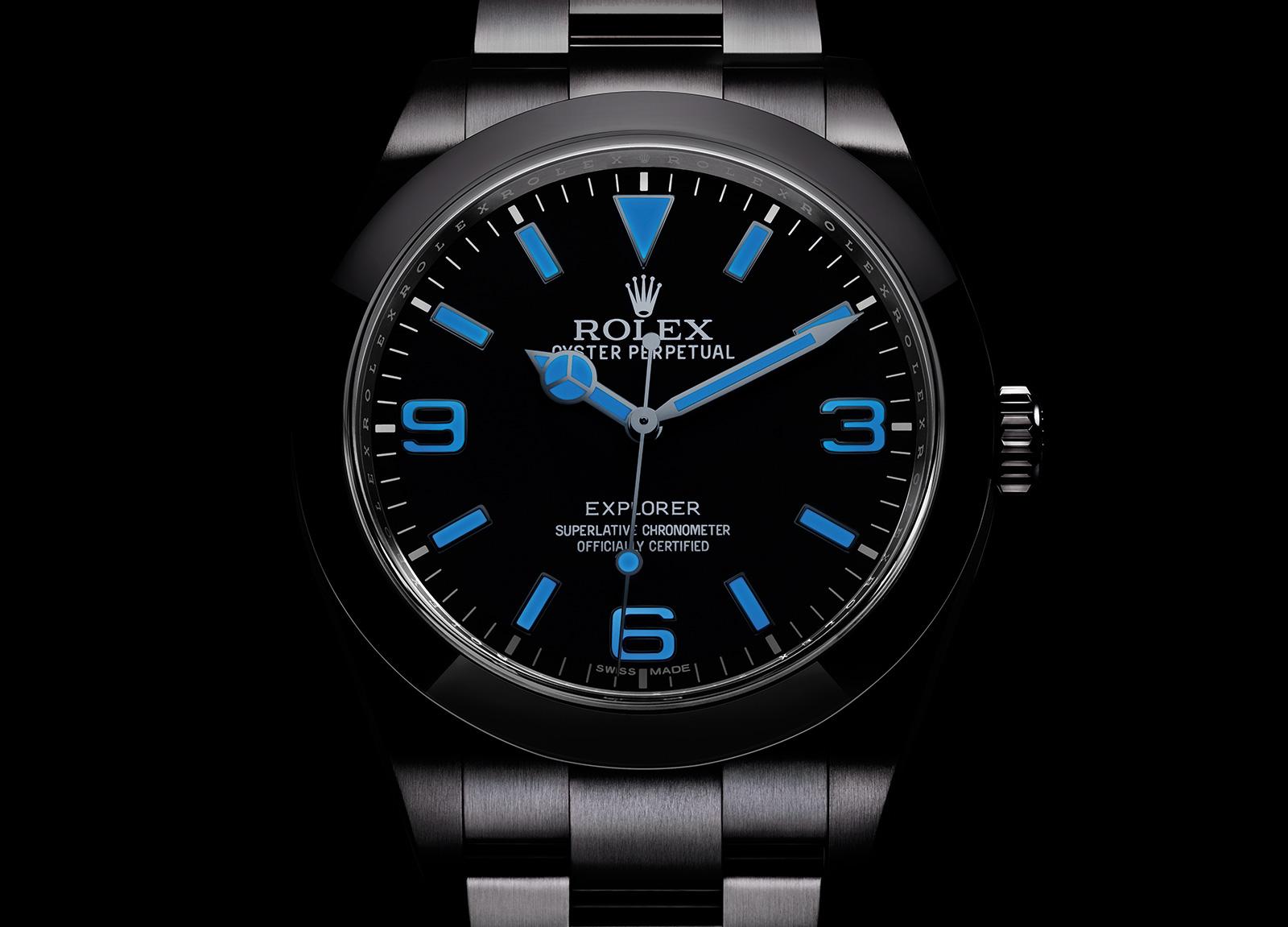 Rolex Explorer ref. 214270 - 2