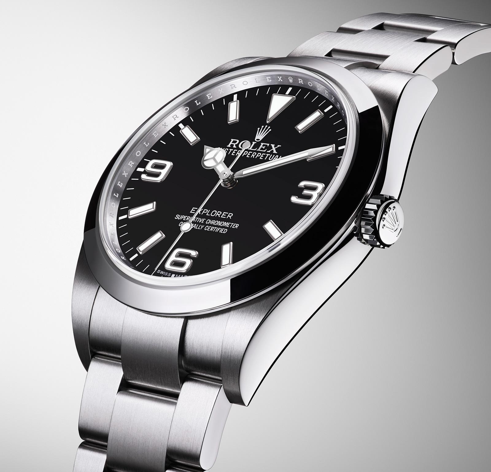 Rolex Explorer ref. 214270 - 3