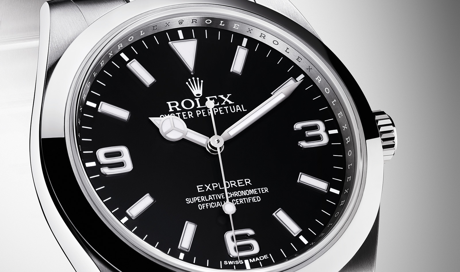 Rolex Explorer ref. 214270 - 4