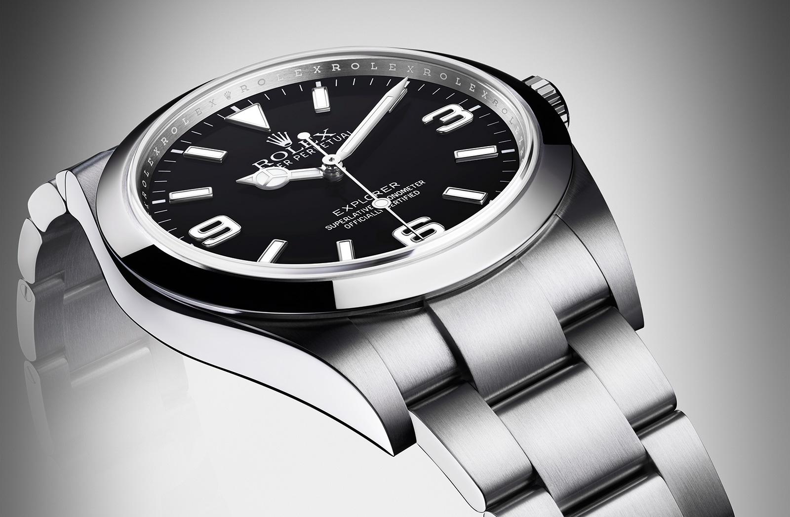 Rolex Explorer ref. 214270 - 5
