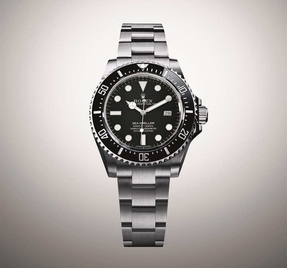 Baselworld 2014 Introducing The Rolex Sea Dweller 4000 Back In A