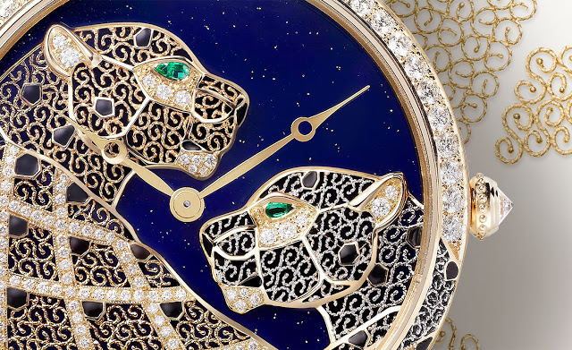 Ronde-Louis-Cartier-XL-watch-filigree-panthers-3