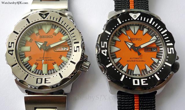 Seiko-Monster-SKX781-and-SRP315-comparison1