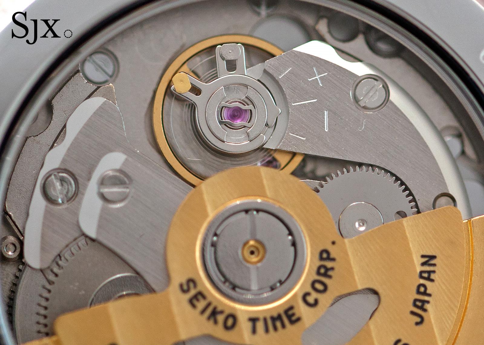 Seiko Presage 60th Anniversary Chronograph 2