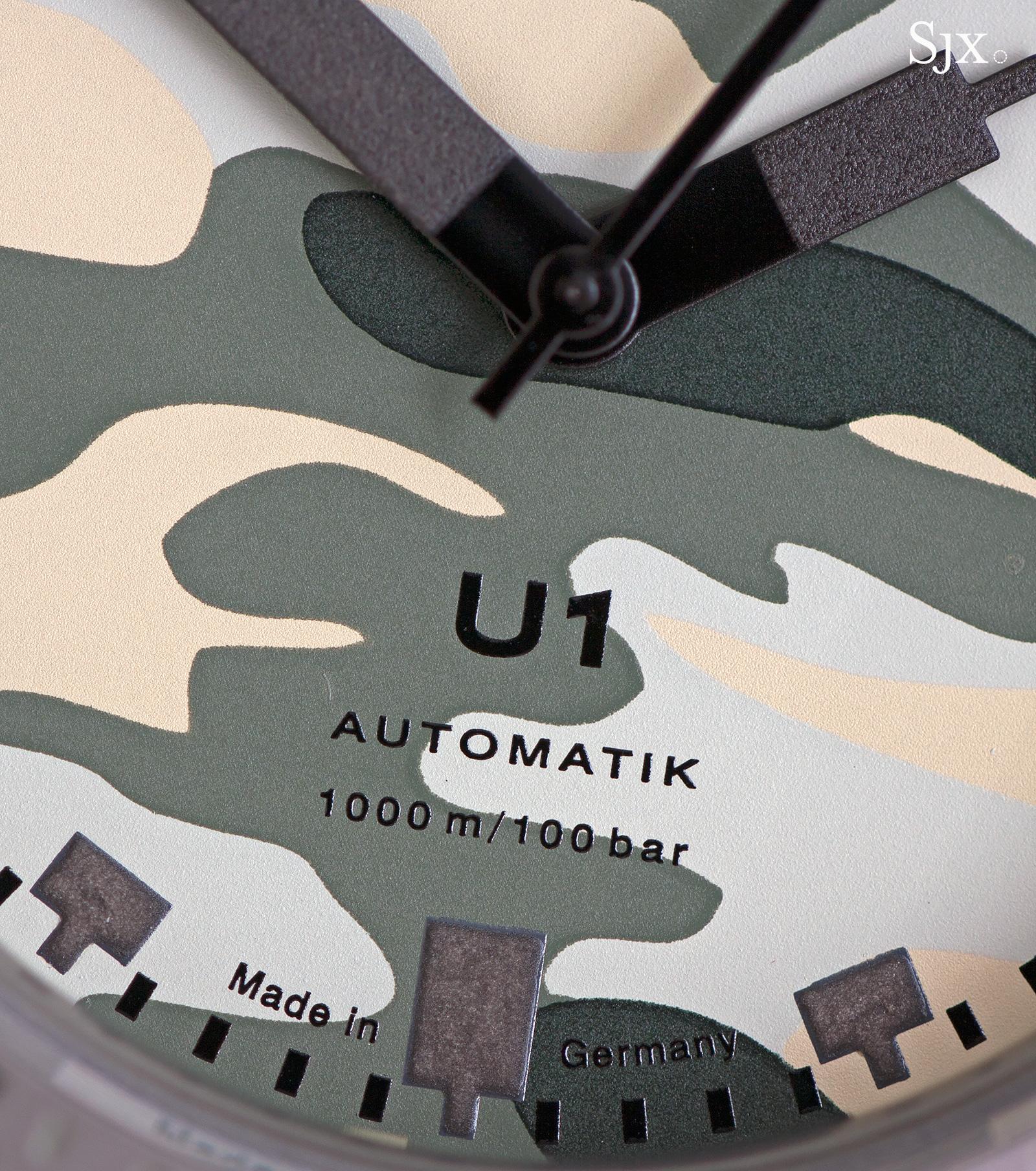 Sinn U1 Camouflage 2