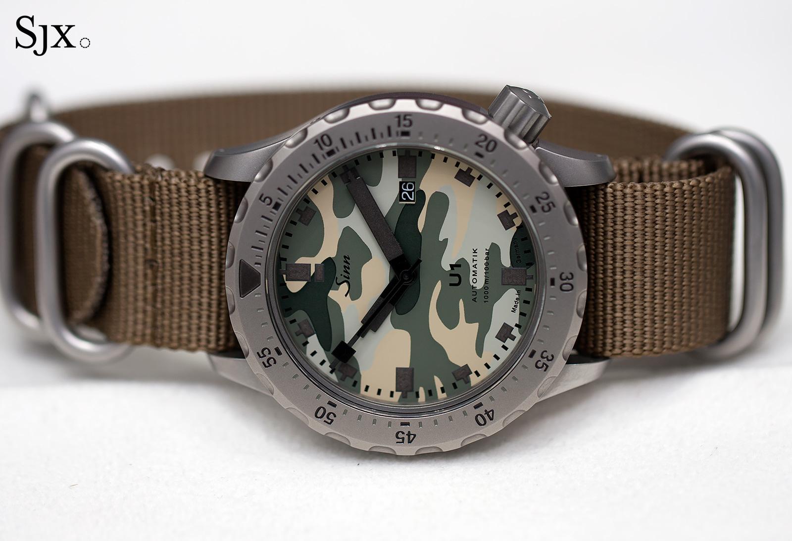 Sinn U1 Camouflage 5