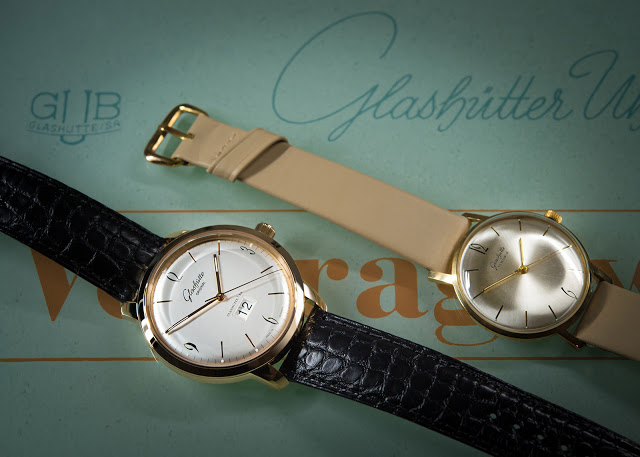 Sixties-Panorama-Date-with-historic-GlashACC8Atte-watch-from-the-1960s