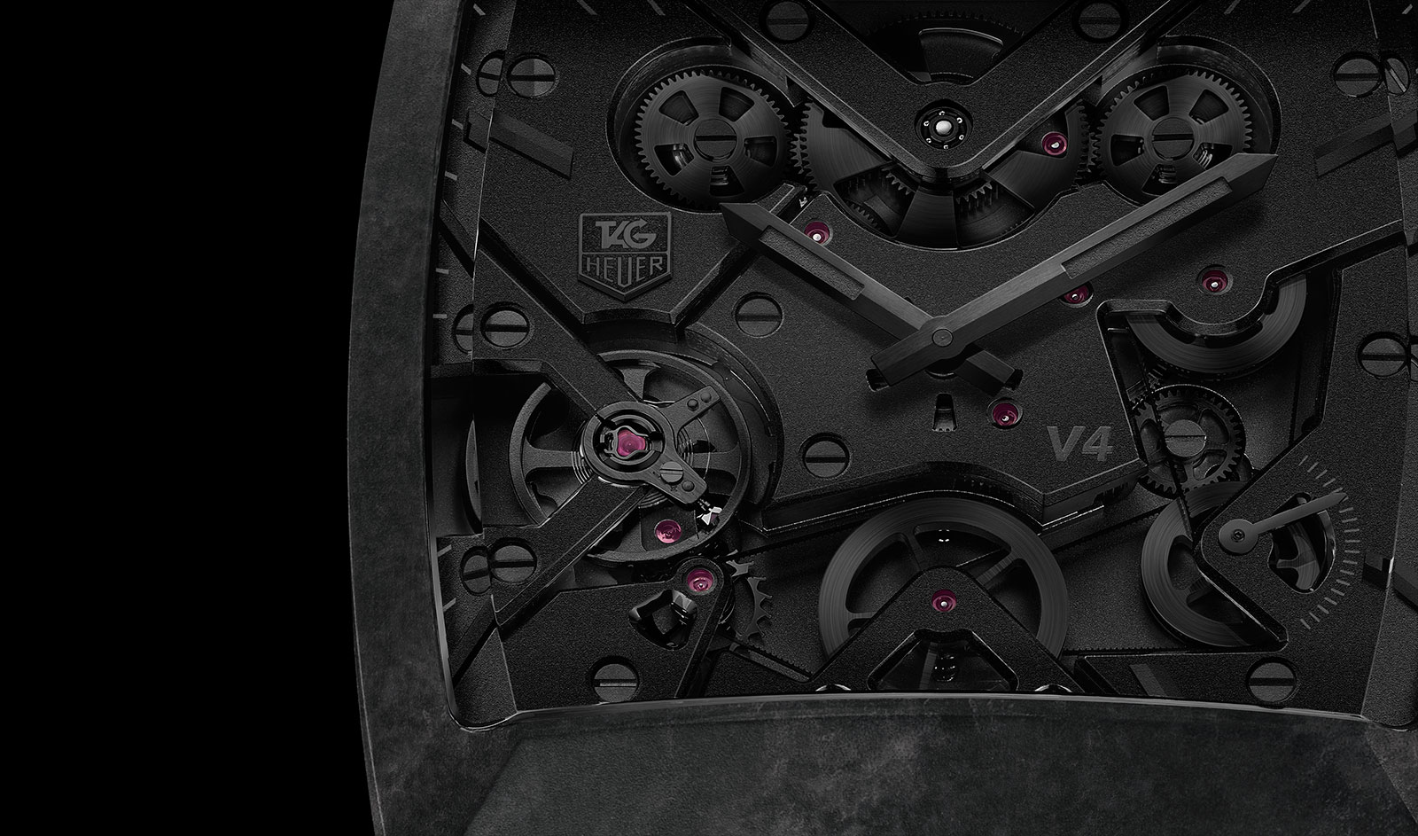 d140fd7719d TAG Heuer Announces The Monaco V4 Phantom, With A Carbon Composite Case And  Movement (With Specs And Price)