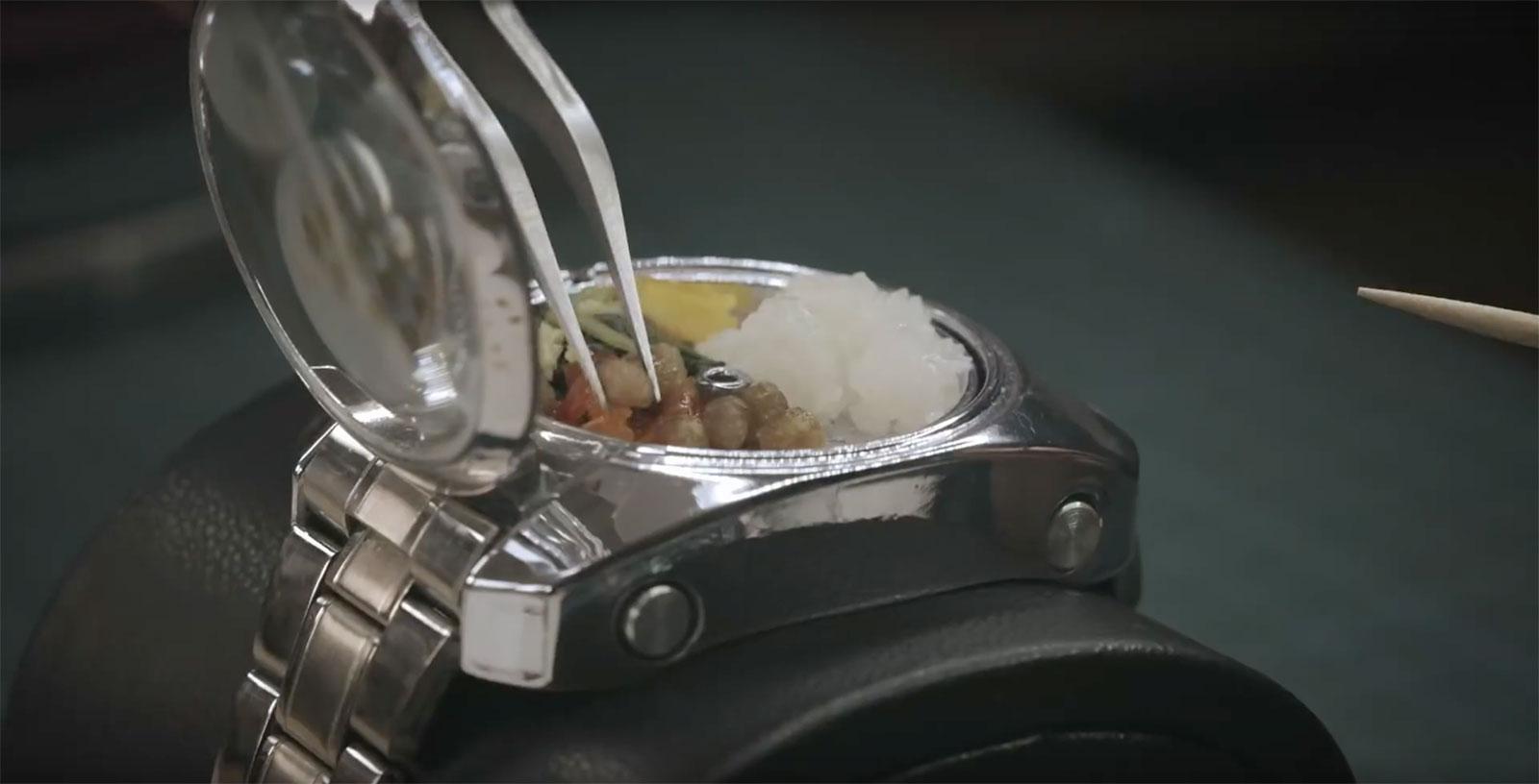 Takii Seed Bento Watch 1