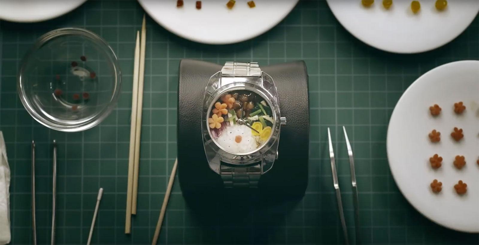 Takii Seed Bento Watch 3