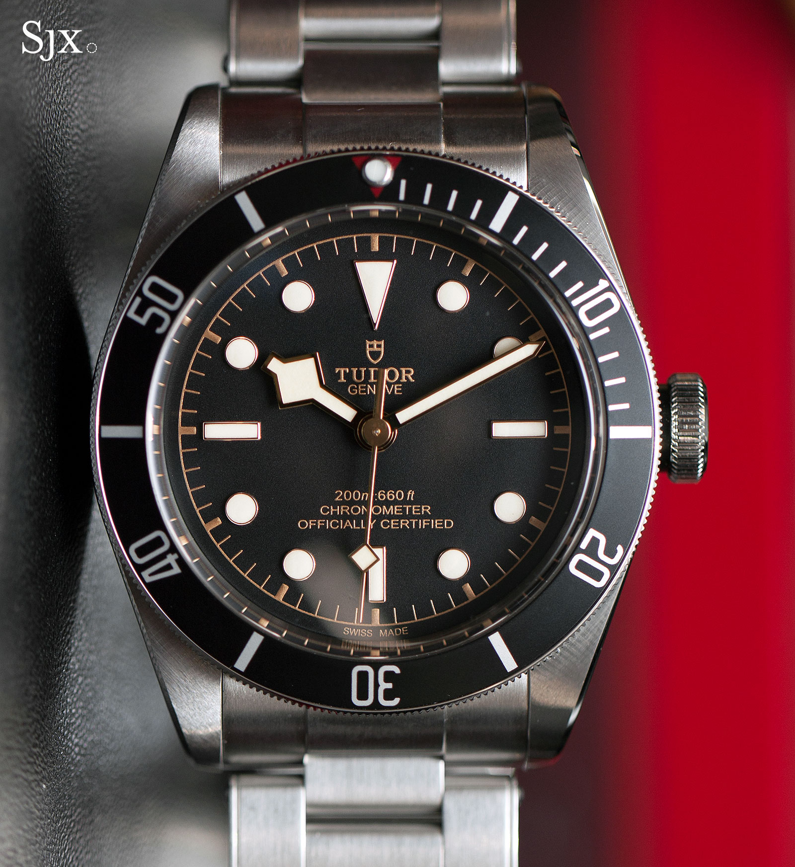 Tudor Black Bay Black 79230N 1
