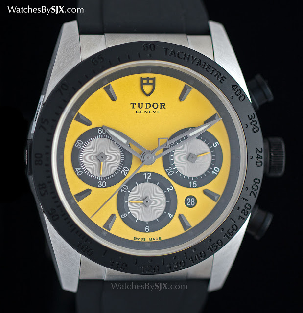 Tudor-Fastrider-Chrono-Yellow