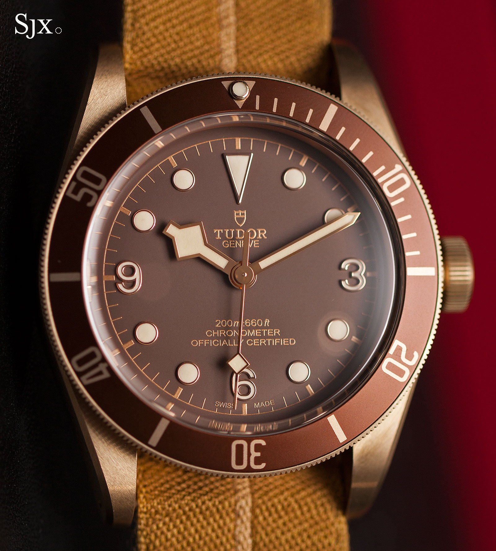 Tudor Heritage Black Bay Bronze 4