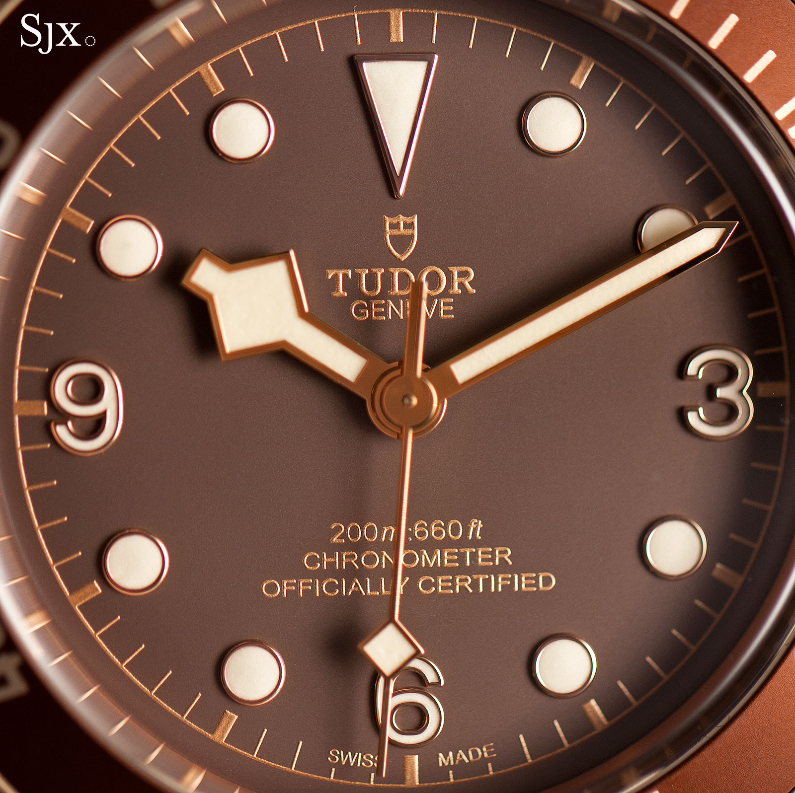 Tudor Heritage Black Bay Bronze 5