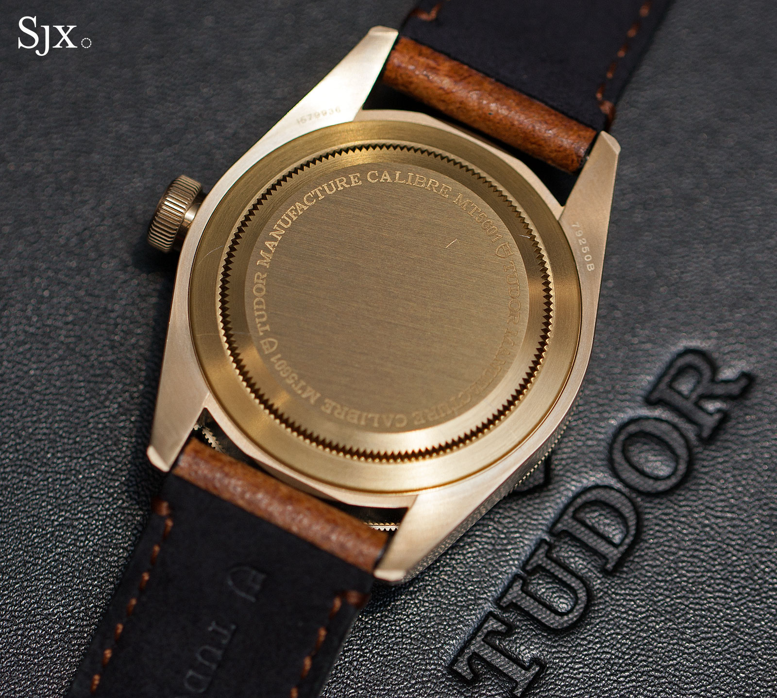Tudor Heritage Black Bay Bronze 7