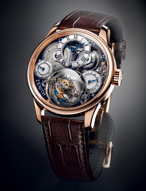 Presenting The Zenith Christophe Colomb Hurricane Grand