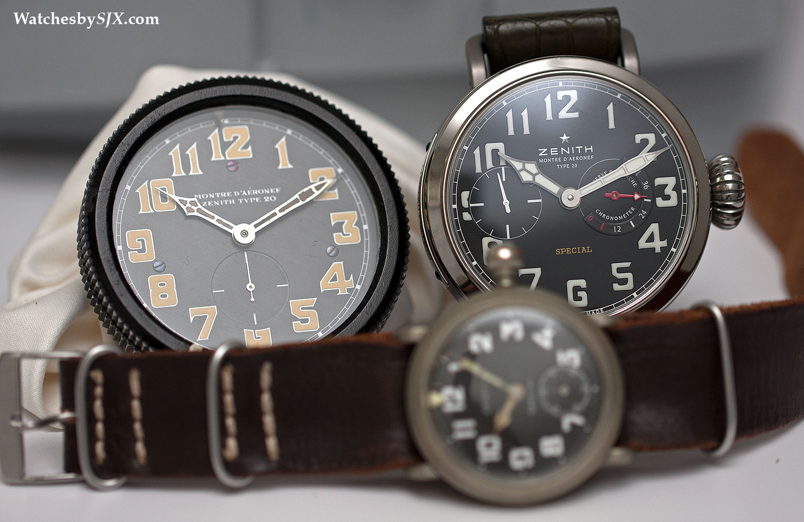 Zenith-pilot-watches