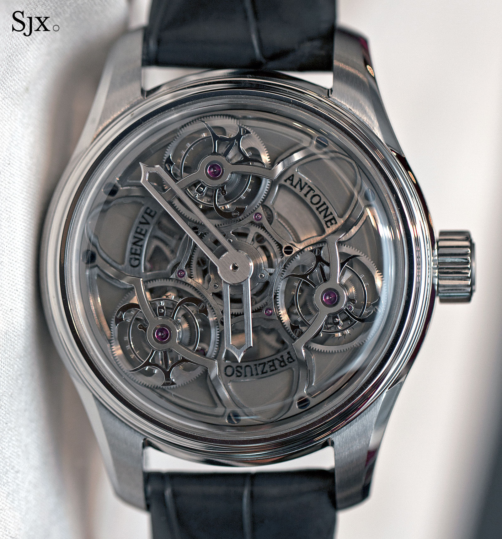 Antoine Preziuso Chronometer Tourbillon of Tourbillons 1