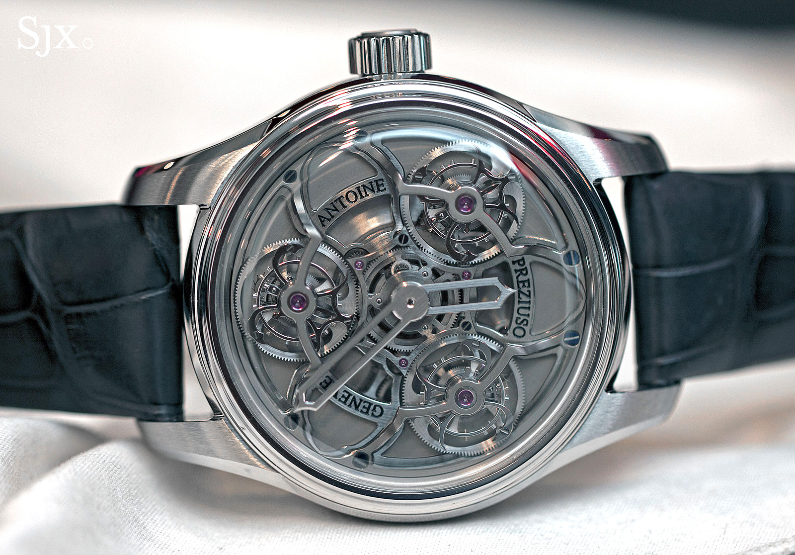 Antoine Preziuso Chronometer Tourbillon of Tourbillons 2