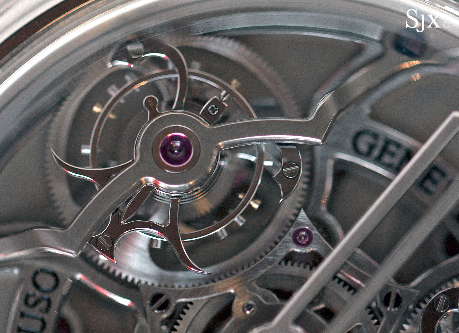 Antoine Preziuso Chronometer Tourbillon of Tourbillons 3