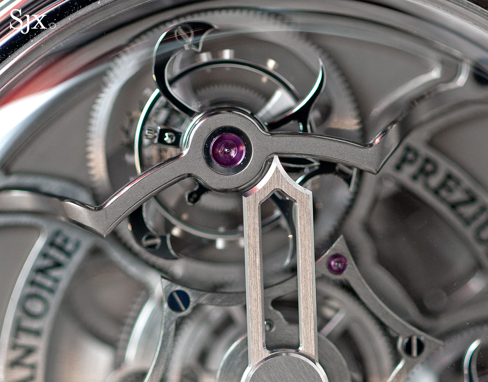 Antoine Preziuso Chronometer Tourbillon of Tourbillons 4