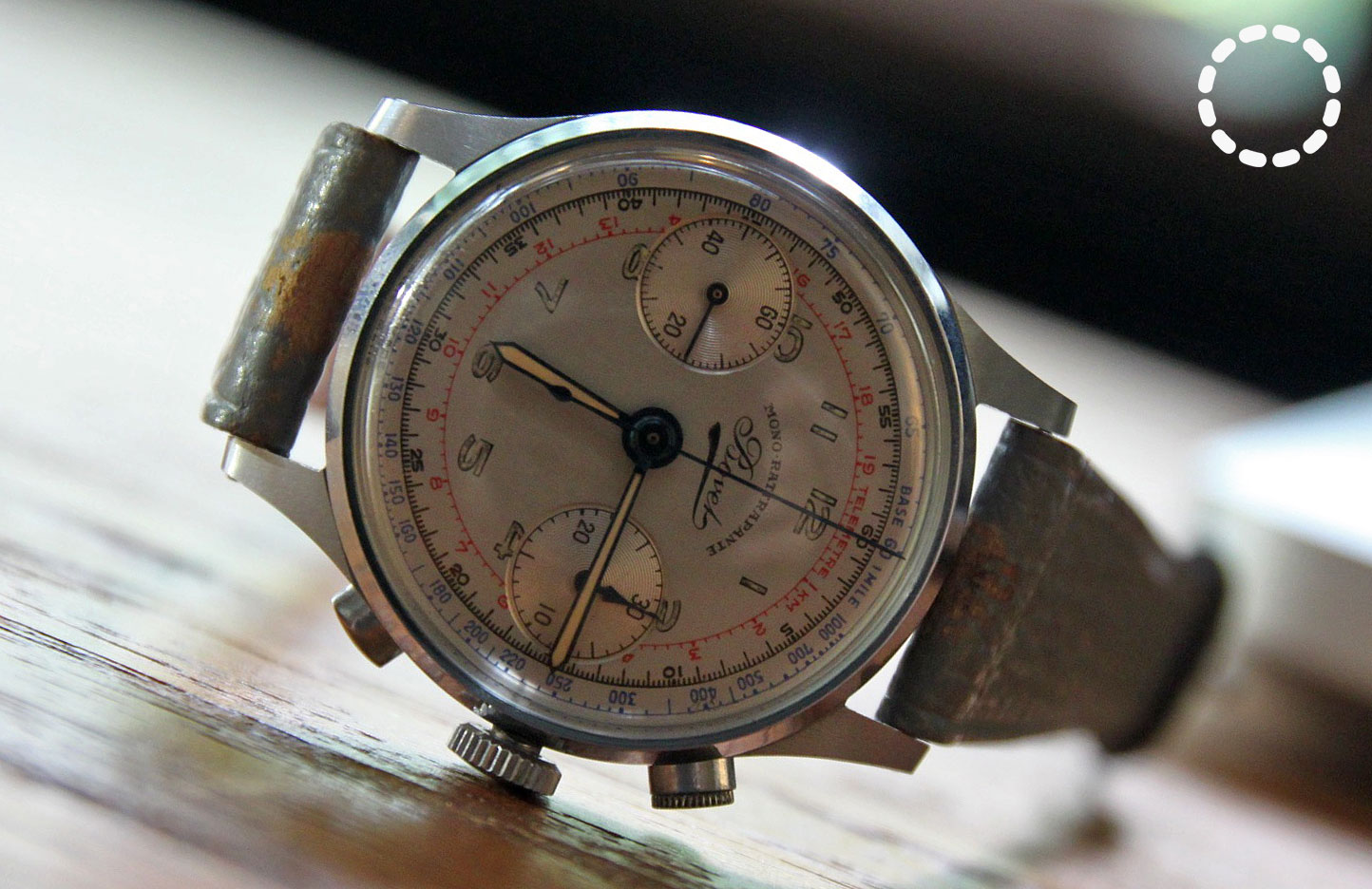 Bovet Mono-Rattrapante Chronograph 1