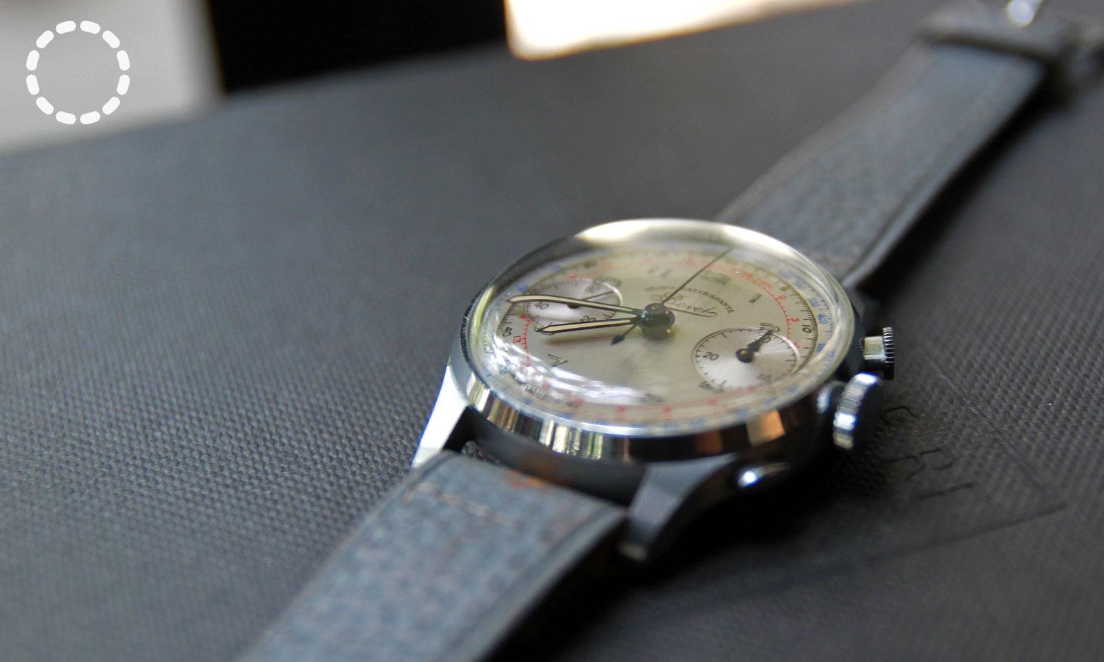 Bovet Mono-Rattrapante Chronograph 2
