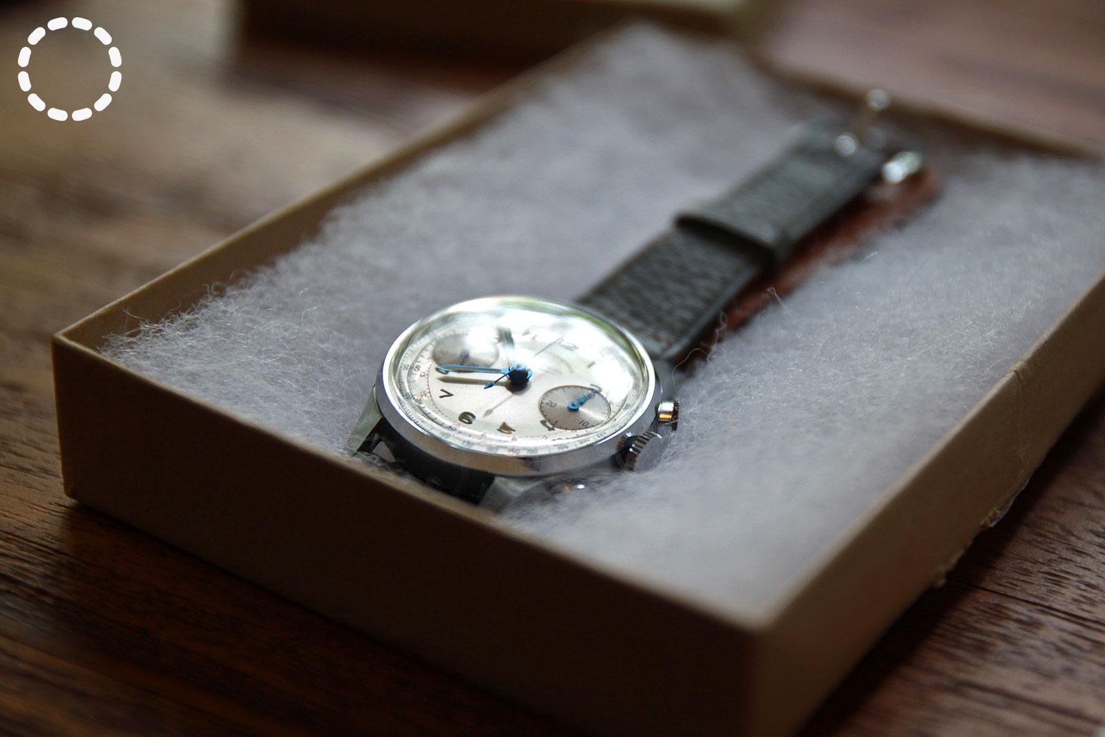 Bovet Mono-Rattrapante Chronograph 3