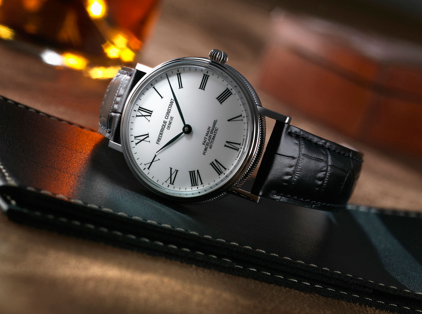 Frederique Constant Art of Porcelain 3