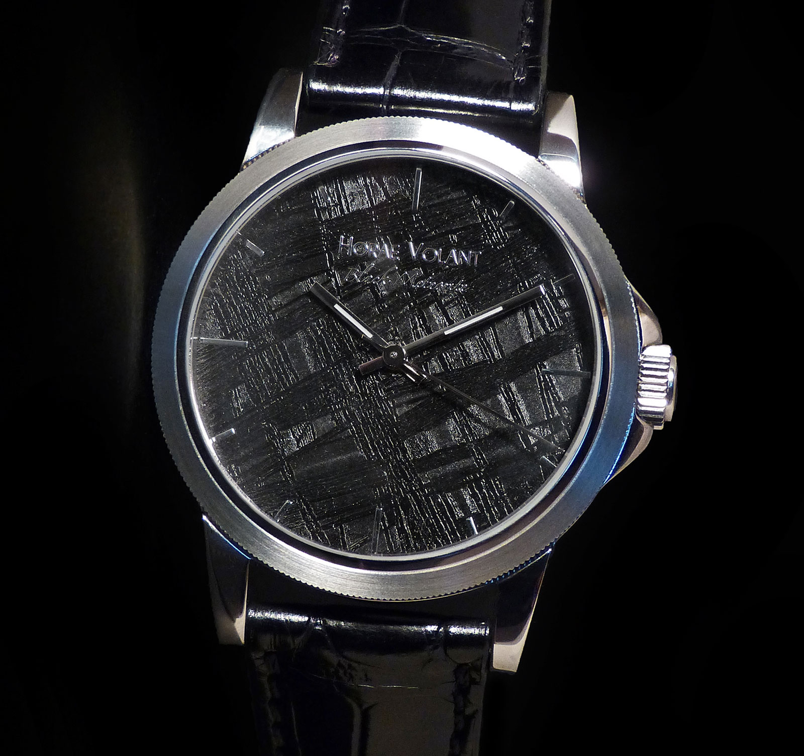 Horae Volant Black Meteorite watch 1