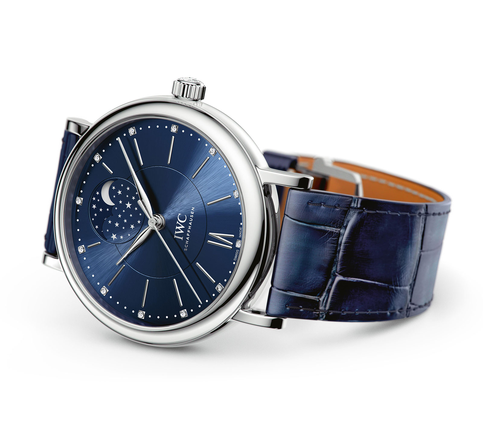IWC Portofino Automatic Moon Phase 37 Laureus 3
