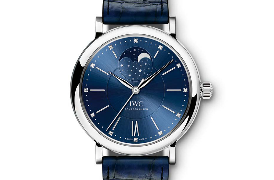 IWC Portofino Automatic Moon Phase 37 Laureus 4
