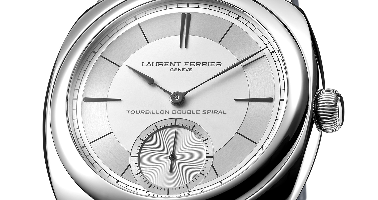 Laurent Ferrier Galet Classic Square Tourbillon 1