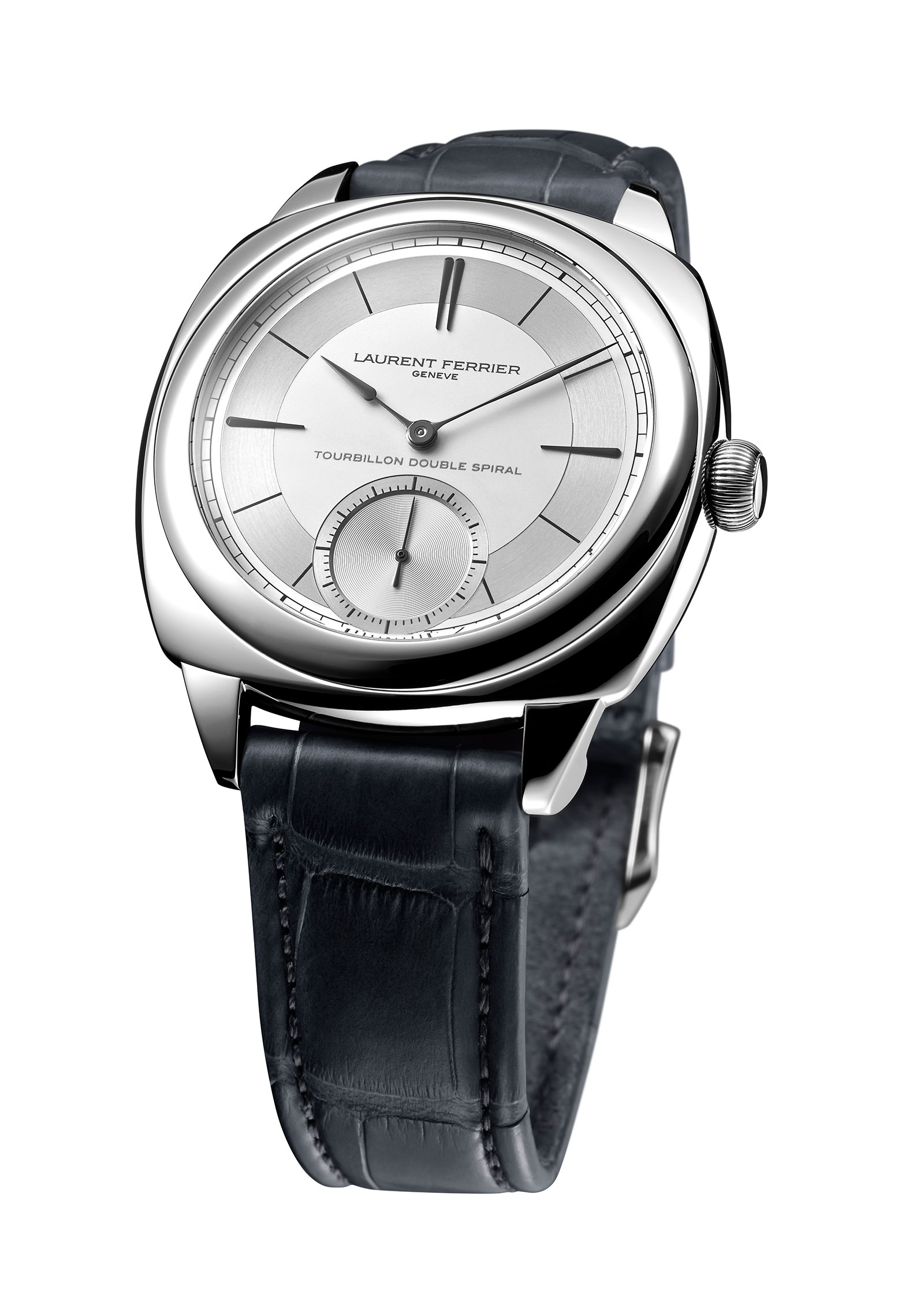 Laurent Ferrier Galet Classic Square Tourbillon 2