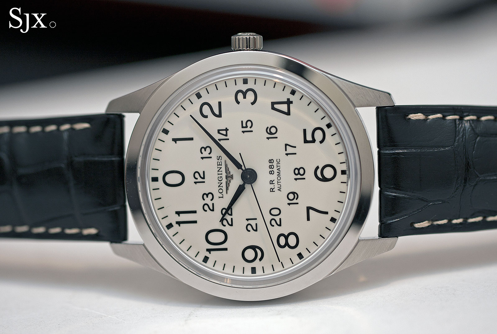 Longines Heritage Railroad 5