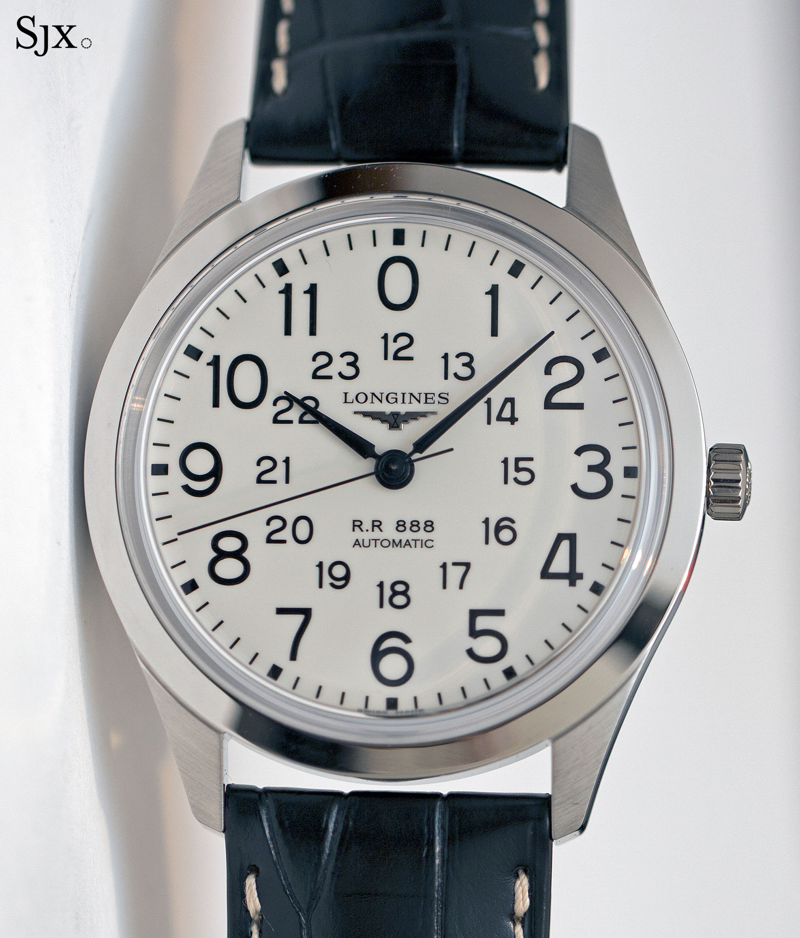 Longines Heritage Railroad 6